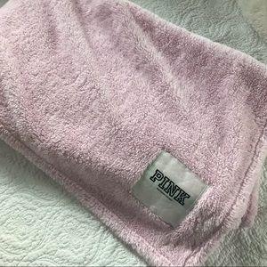 Victoria's Secret Pink Throw Blanket